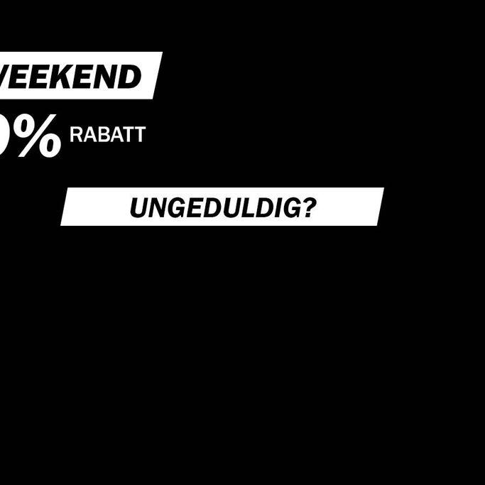 Diesel Black weekend