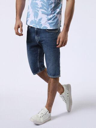 THASHORT, Jeansblau