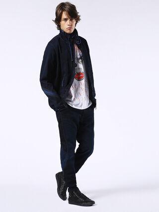 MDY JACKET 1, Jeansblau