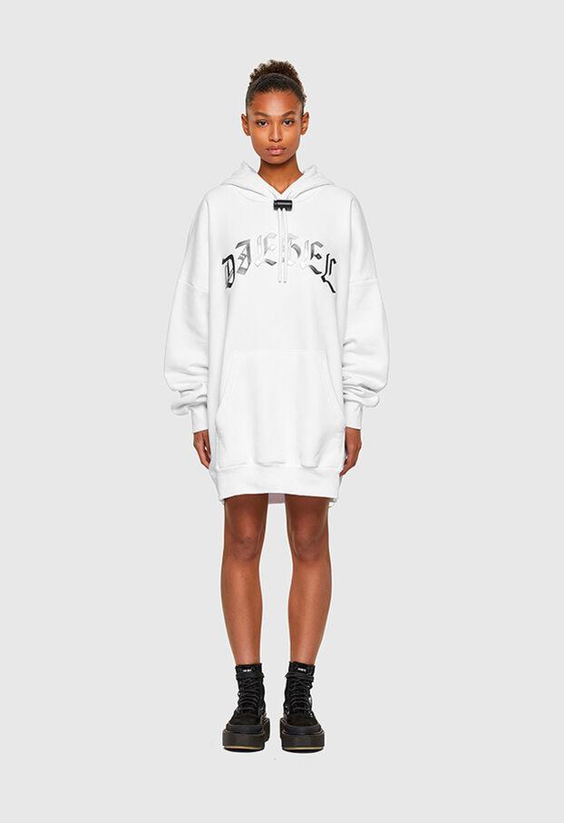 D-OXI-A1, Weiß - Kleider