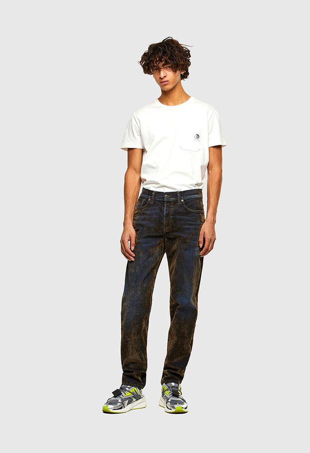 D-Fining 069TM, Bleu Foncé - Jeans