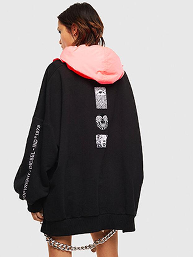 F-JUSTIN, Schwarz - Sweatshirts