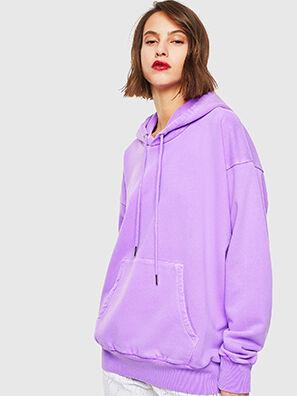 S-ALBY-FLUO, Lila - Sweatshirts