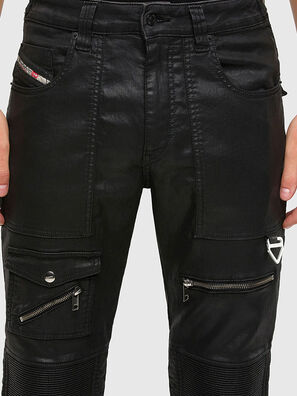 D-Derrot JoggJeans 069QY, Schwarz/Dunkelgrau - Jeans