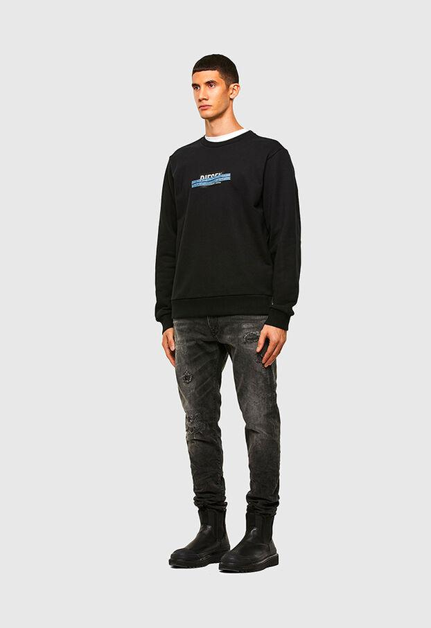 S-GIRK-N83, Black - Sweaters