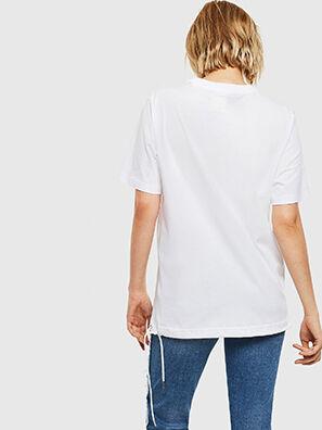 T-HUSTY, Weiß - T-Shirts