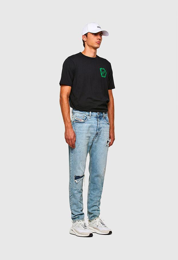 D-Vider 009JR, Blu Chiaro - Jeans