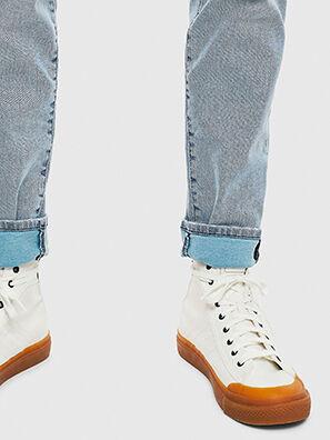 D-Strukt 009BP, Hellblau - Jeans