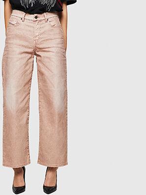 Widee 0091T, Burgunderrot - Jeans