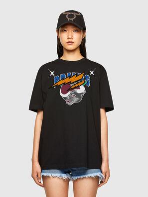 CL-T-JUST-O1, Weiß - T-Shirts