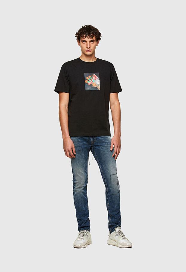 Thommer JoggJeans® 069SZ, Dark Blue - Jeans