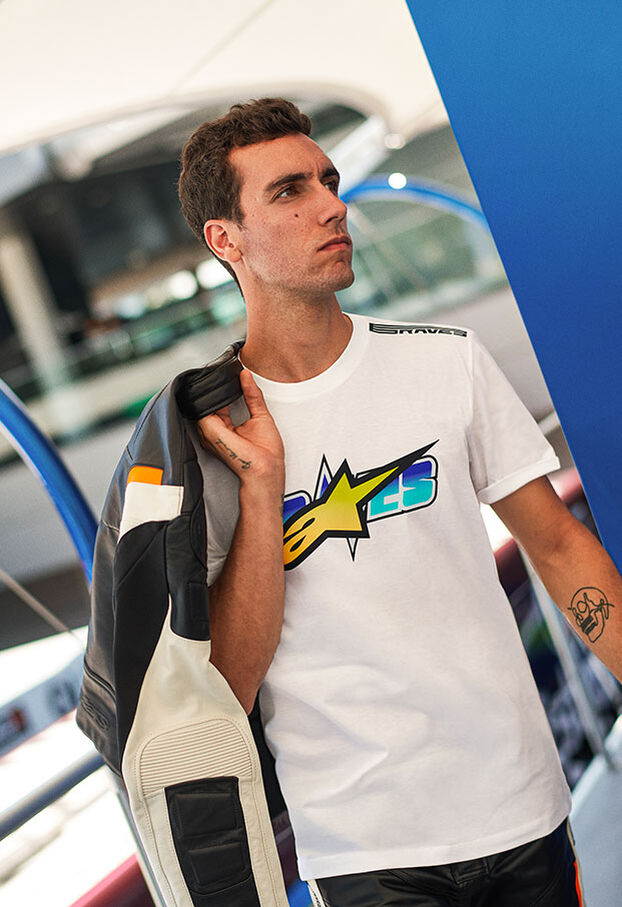 ASTARS-T-DIEGOS-B, Weiß - T-Shirts