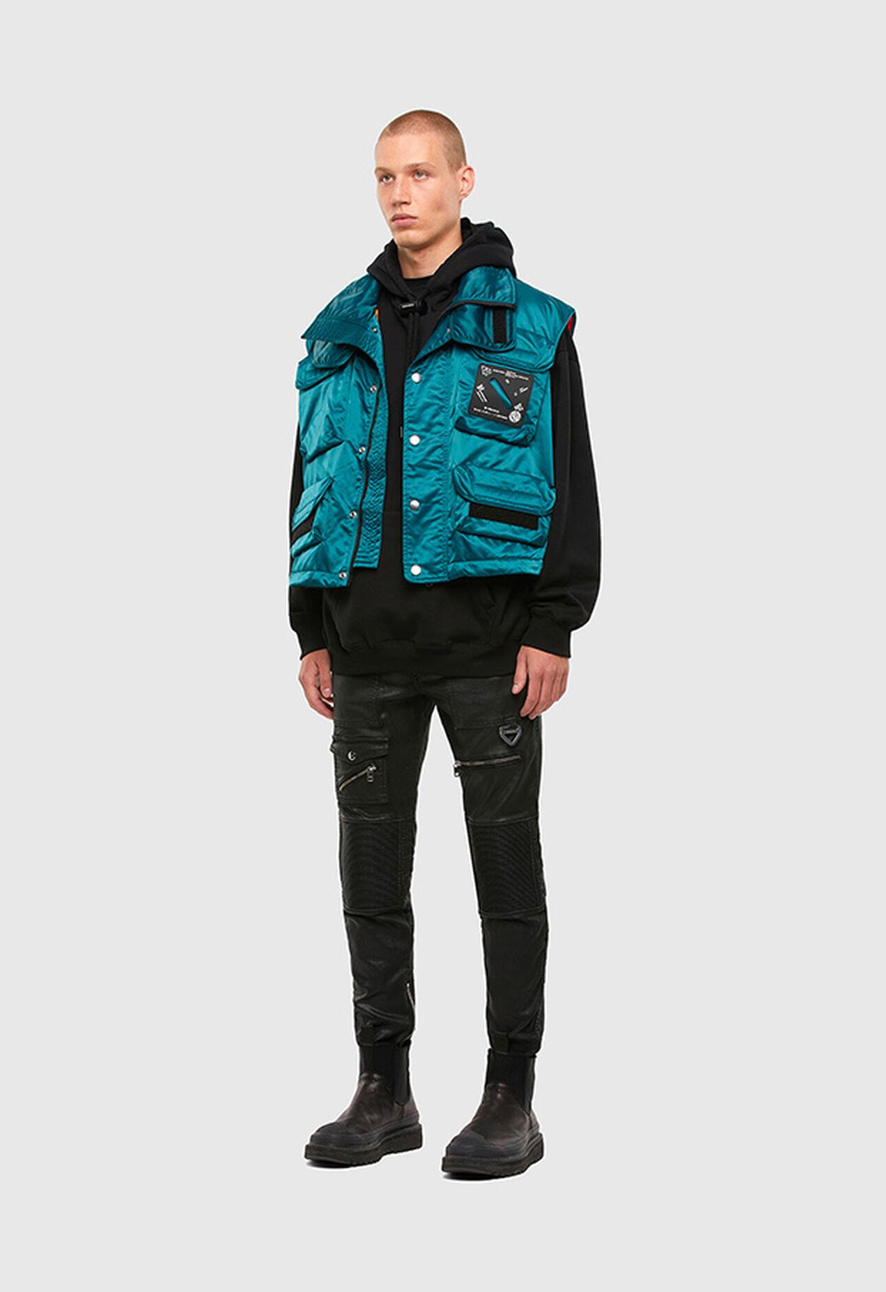 J-TYLER, Wassergrün - Jacken