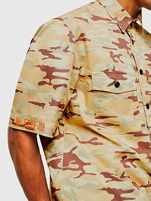 S-RONNIE, Beige - Hemden