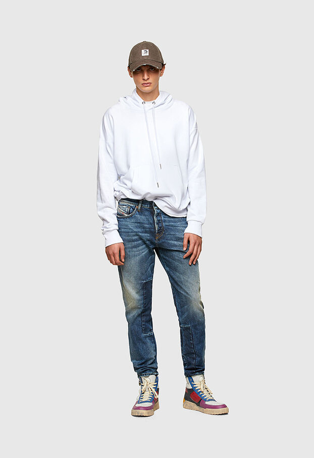 D-Fining 009SV, Blu medio - Jeans