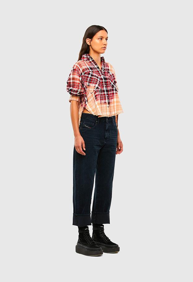 D-Reggy 009IP, Dunkelblau - Jeans