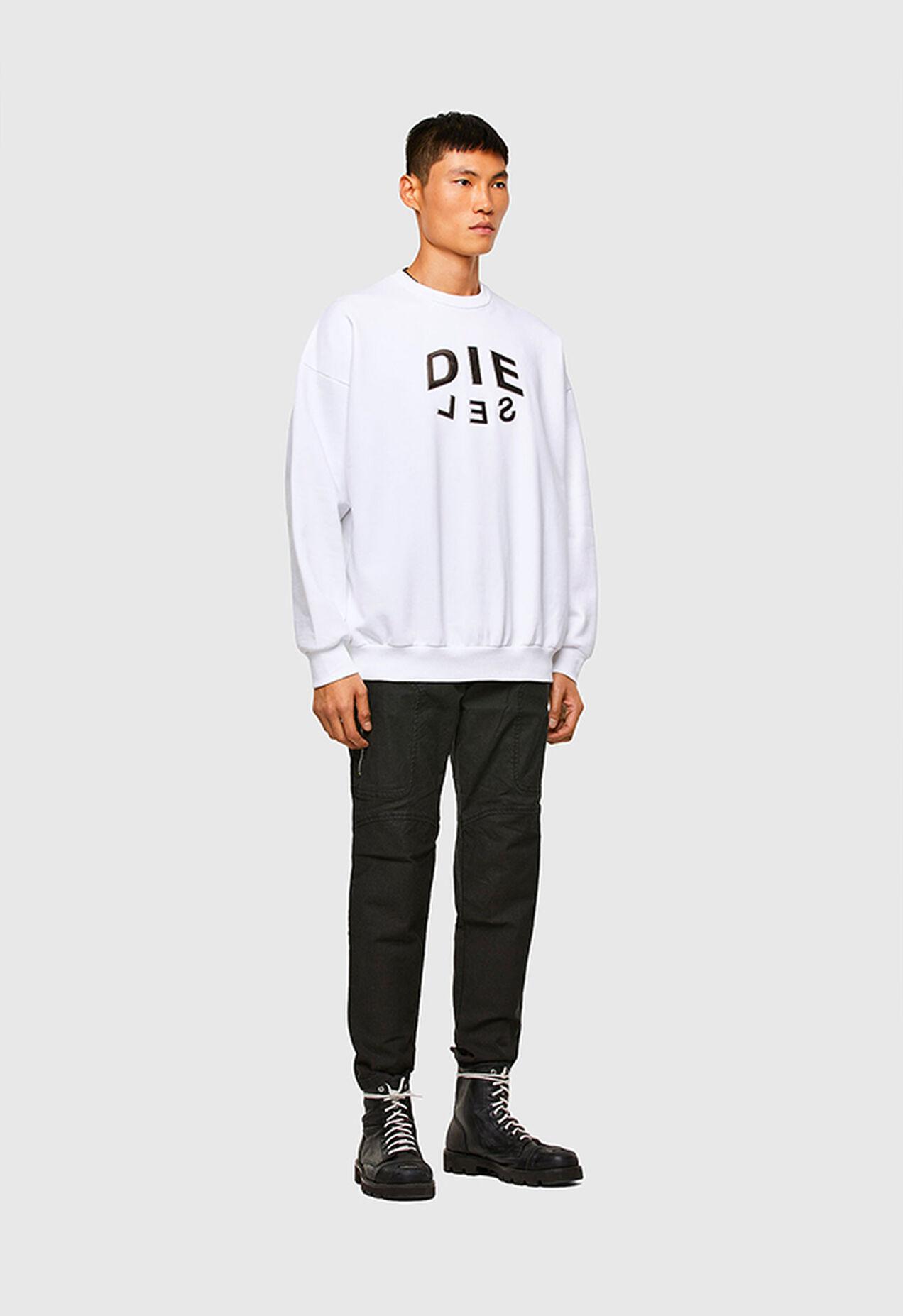 S-MART-A90, Weiß - Sweatshirts