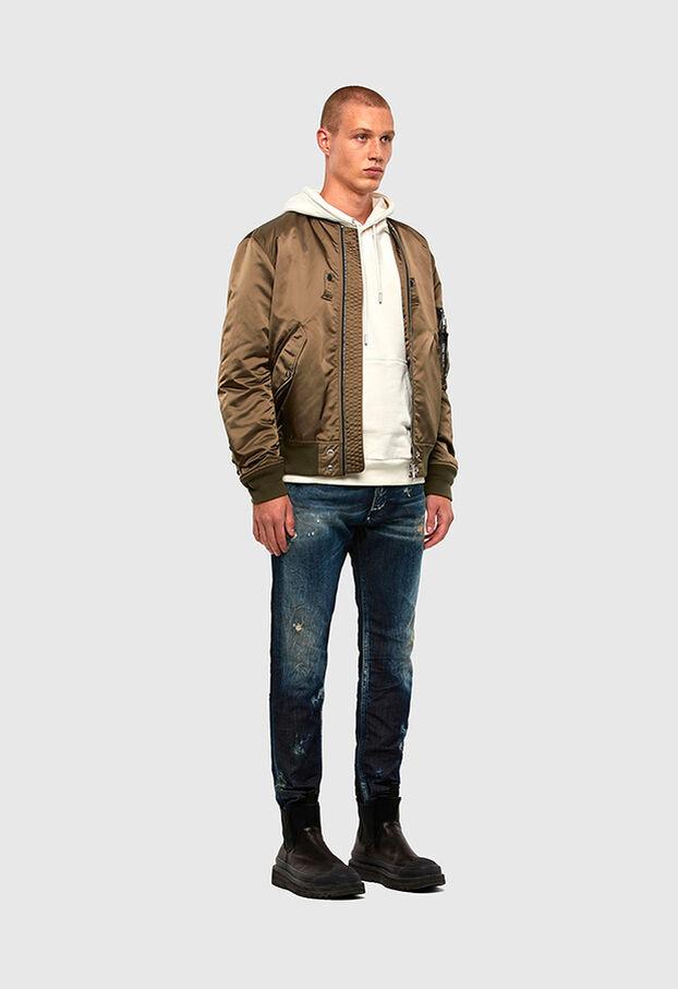 Thommer JoggJeans 009KI, Dunkelblau - Jeans