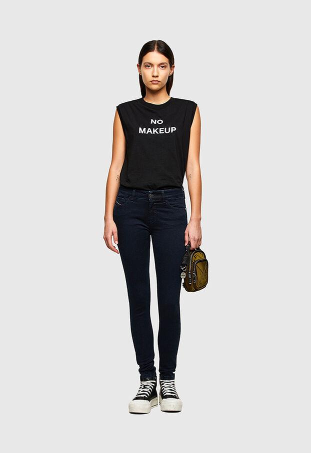 Slandy 009PV, Bleu Foncé - Jeans