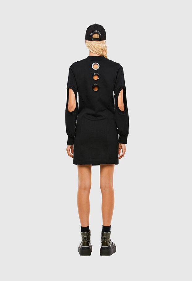 D-CIOND, Noir - Robes