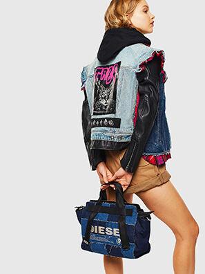 F-CAORLY SATCHEL M,  - Satchel Bags und Handtaschen