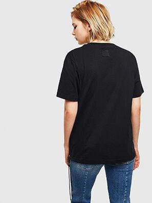 T-HUSTY, Schwarz - T-Shirts