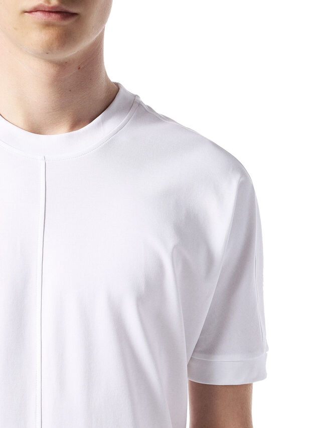 Diesel - TANORMAL, Weiß - T-Shirts - Image 5