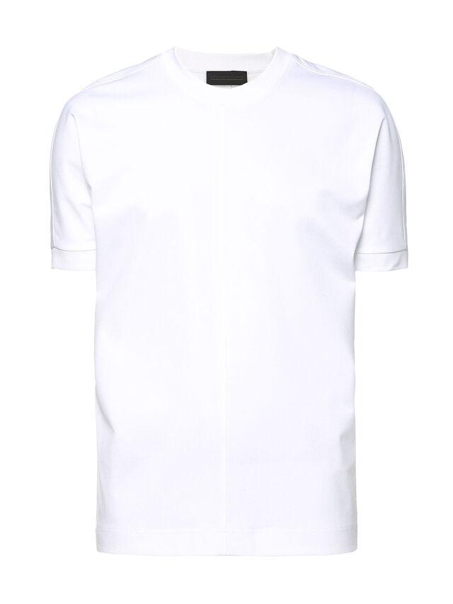 Diesel - TANORMAL, Weiß - T-Shirts - Image 4