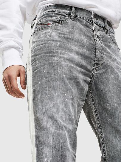 Diesel - D-Eetar 0094N, Hellgrau - Jeans - Image 4