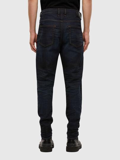 Diesel - D-Vider JoggJeans 069QF, Dunkelblau - Jeans - Image 2