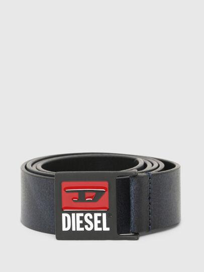 Diesel - B-ANTYO, Dunkelblau - Gürtel - Image 1