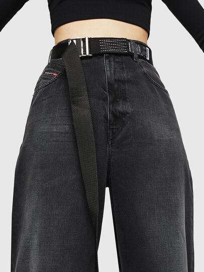 Diesel - D-Luite 083AK, Schwarz/Dunkelgrau - Jeans - Image 3