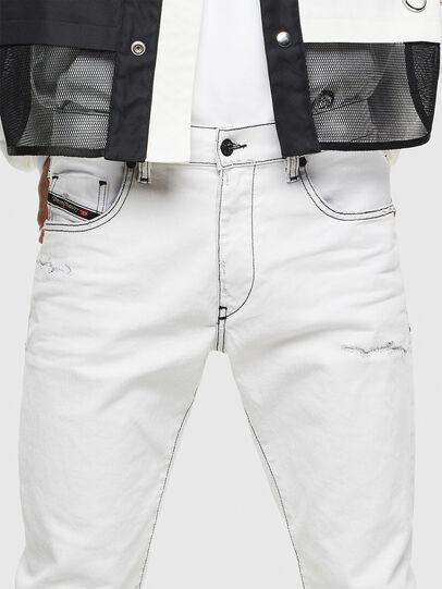 Diesel - D-Strukt 003Z1, Weiß - Jeans - Image 4