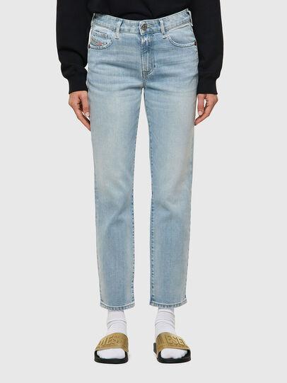 Diesel - D-Joy 009TY, Bleu Clair - Jeans - Image 1