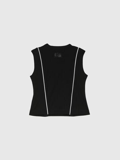 Diesel - TGARTH, Schwarz - T-Shirts und Tops - Image 2