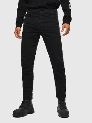 D-Eetar 069KH, Schwarz/Dunkelgrau - Jeans