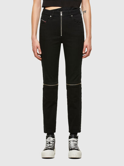 Diesel - D-Joy 0688H, Black/Dark grey - Jeans - Image 1