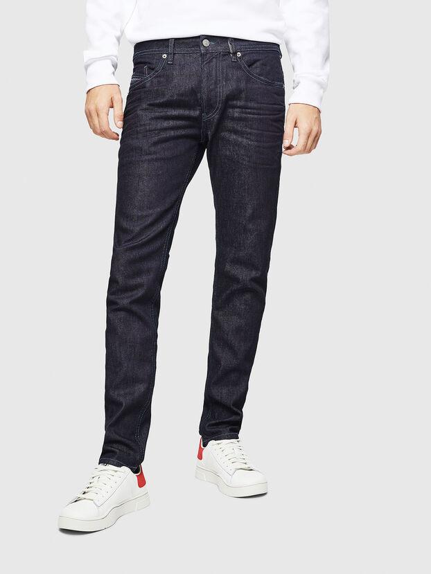 Thommer 084HN, Dunkelblau - Jeans