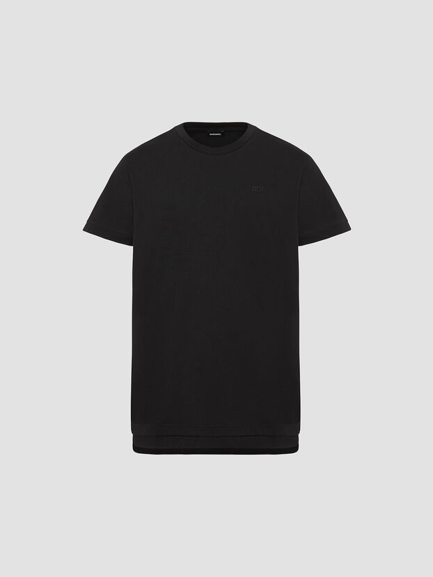 T-DIAMANTIK-NEW2, Schwarz - T-Shirts