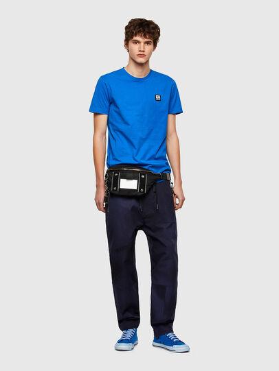 Diesel - LYAM WF, Noir - Sacs ceinture - Image 6
