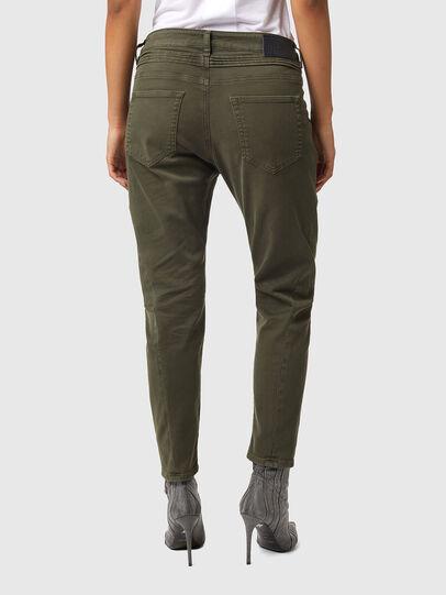 Diesel - Fayza JoggJeans® Z670M, Vert Militaire - Jeans - Image 2