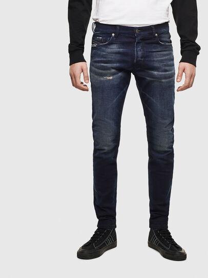 Diesel - Tepphar 009BL, Dunkelblau - Jeans - Image 1