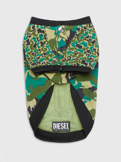 Diesel - PET-WOLF-CMF, Vert Camouflage - Other Accessories - Image 4