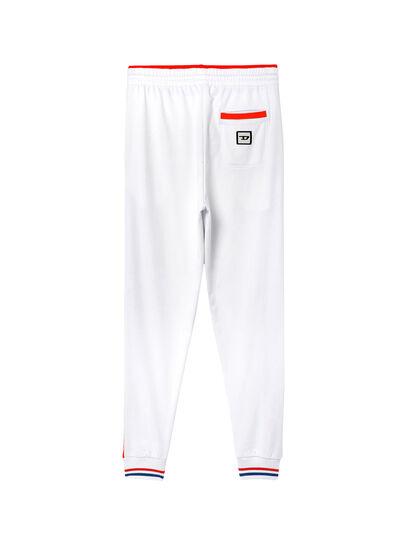 Diesel - UMLB-PETER-SP, Blanc/Orange - Pantalons - Image 2