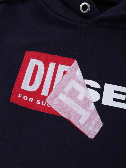 Diesel - SALBY OVER, Marineblau - Sweatshirts - Image 3