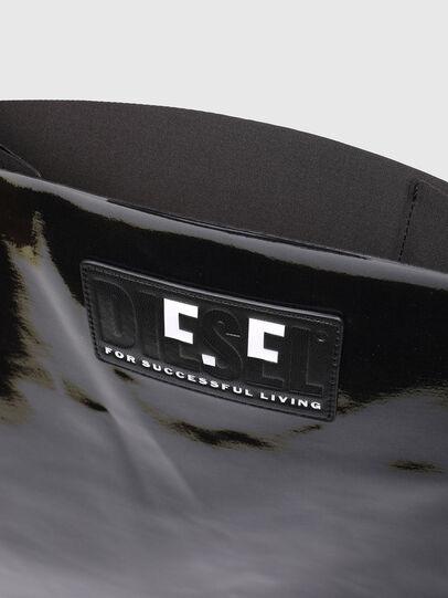 Diesel - GAR BAG M, Noir - Cabas et Sacs d'Épaule - Image 3