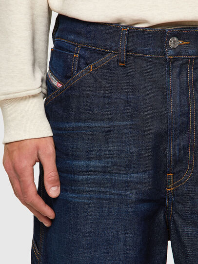 Diesel - D-Franky 09A12, Blu Scuro - Jeans - Image 4