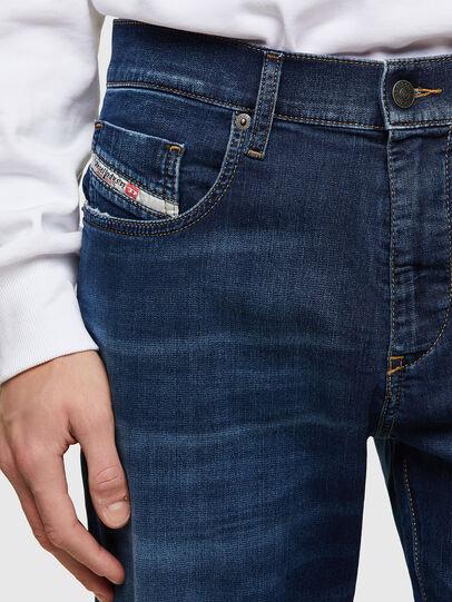Diesel - D-Strukt JoggJeans® 069RX, Bleu Foncé - Jeans - Image 3