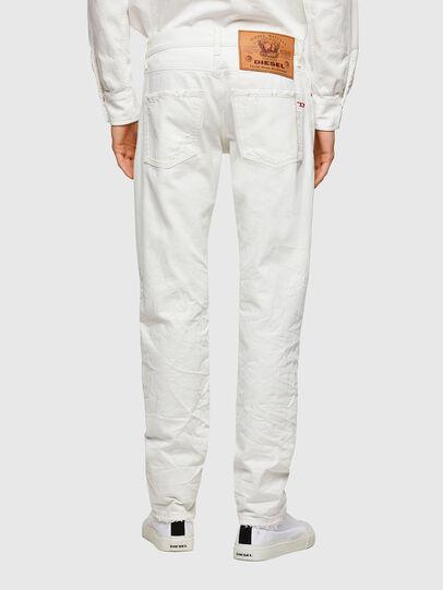 Diesel - D-Kras 0HBAJ, Blanc - Jeans - Image 2