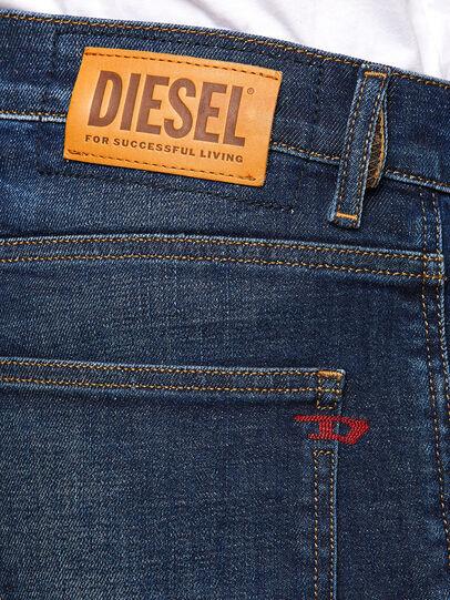 Diesel - D-Macs 009GQ, Dunkelblau - Jeans - Image 4